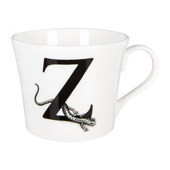 Mighty Mugs - Z - Zig Zag Salamander