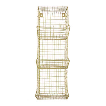 Wire Shelves - 3 Tier