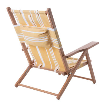 The Tommy Chair - Vintage Yellow Stripe