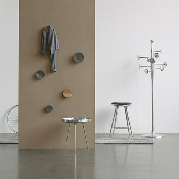 Trumpet Coat Stand - Polished