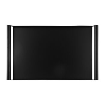 Charlie Iron Tray - Black