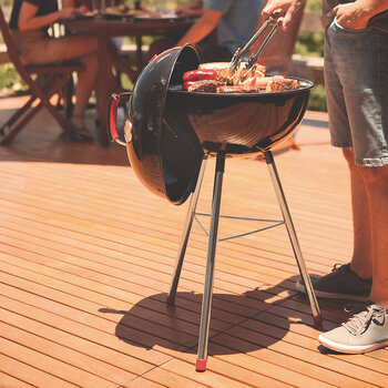 Charcoal Grill with Lid