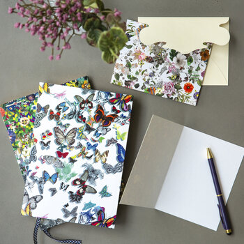 Heritage Collection Butterfly Parade A5 Notebook