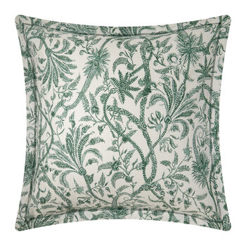 Charleston Pillowcase - Preslie Green
