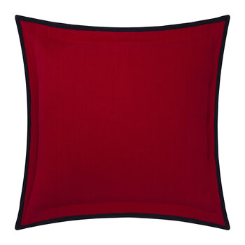 Grand Voyage Pillow Cover - Banford Red - 65x65cm