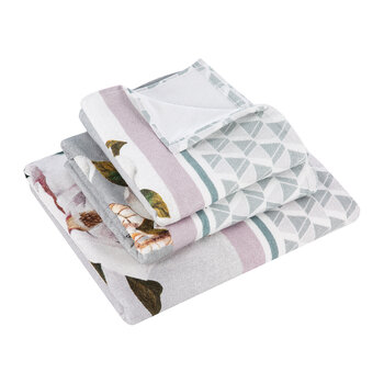 Opal Geo Towel - Multi