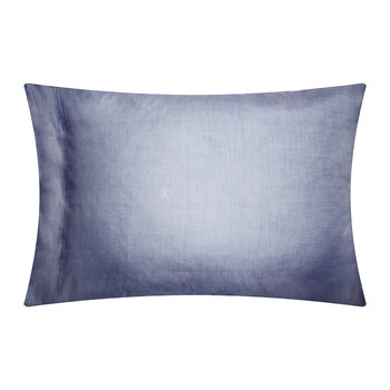 Oxford Kissenbezug - 2er-Set - Marineblau - 50x75cm