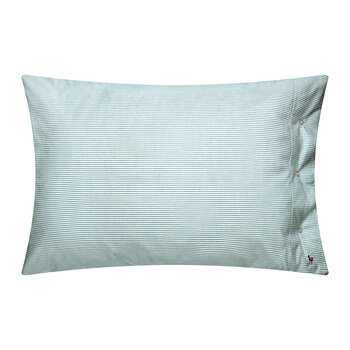 Taie d'Oreiller Oxford - Lot de 2 - Conifère - 50x75cm