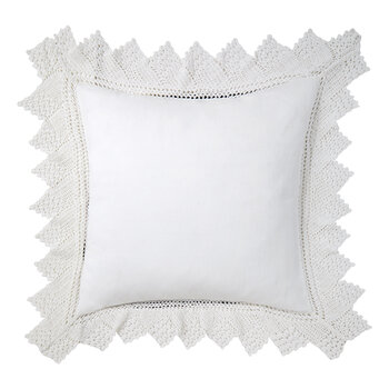 Veronique Cushion Cover - Olivier Cream - 50x50cm