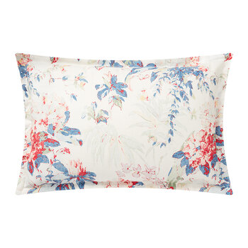 Veronique Pillowcase - Estelle Blue