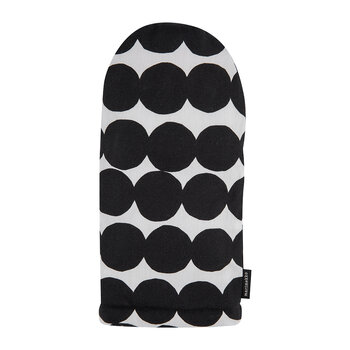 Rasymatto Oven Glove - White/Black