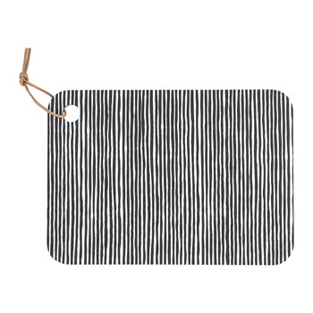 Varvunraita Cutting Board - White/Black