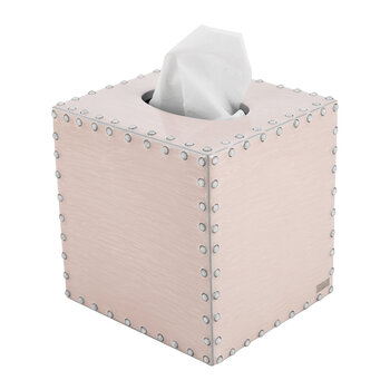 Aero Tissue Box - Seashell/Moonstone