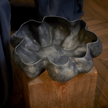 Timna Bowl - Blue - Large