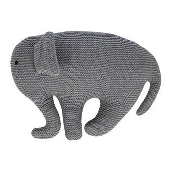 Kids Knitted Toy - Elephant