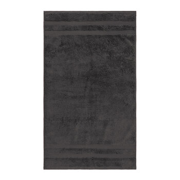 Pima Towel - Charcoal