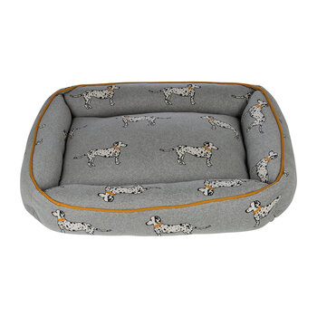 Pet Bed - Medium - Spot Dog