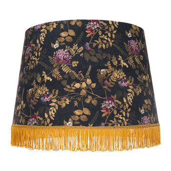 Brocade Cone Lamp Shade
