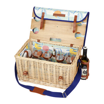 Luxe Picnic Basket - Dolce Vita