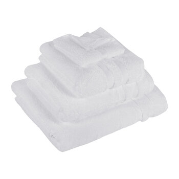 Pima Towel - White