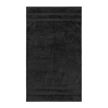 Pima Towel - Black