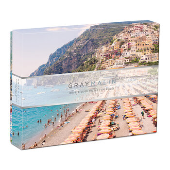 2 Sided Italy Puzzle - 500 Piece