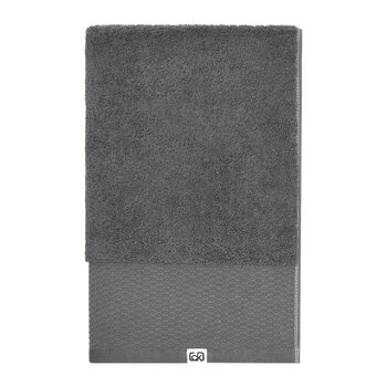 Riverstone Towel - Charcoal