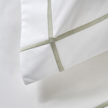 Athena Pillowcase - Sage
