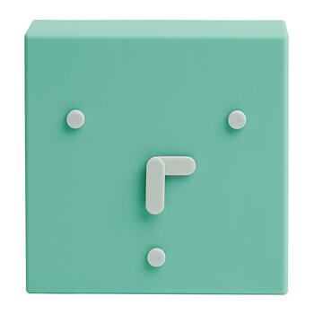 Face Clock - Mint