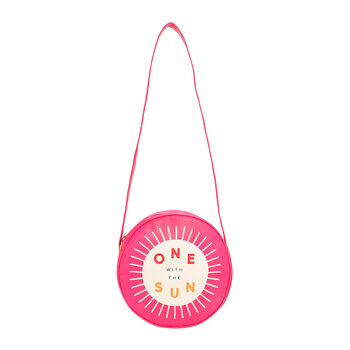 Super Chill Mini Circle Cooler Bag - One With The Sun