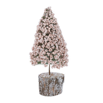Frosted Berry Tree - Pink