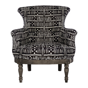 Louis Deconstructed Chair