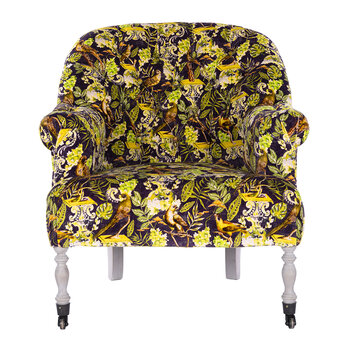 St Germaine Tufted Chair