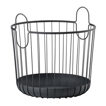 Inu Basket - Black