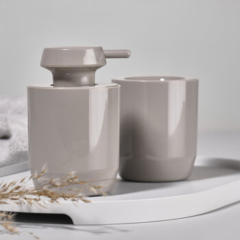 Suii Toothbrush Holder - Taupe