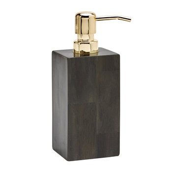 Arles Soap Pump - Dark