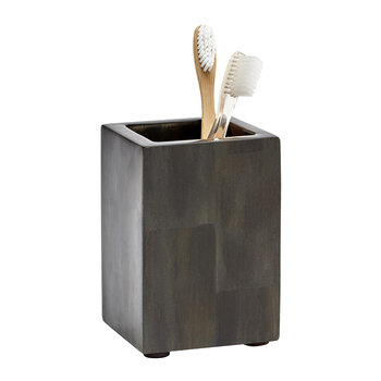Arles Toothbrush Holder - Dark