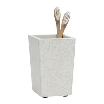 Callas Toothbrush Holder - White