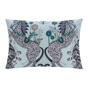 Caspian Standard Pillowcase - Set of 2 - Aqua