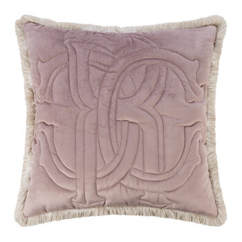 Essential Velvet Cushion - 60x60cm - Mauve