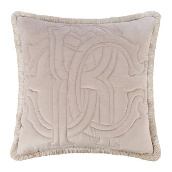 Coussin en Velours Essential - 60x60cm - Sable