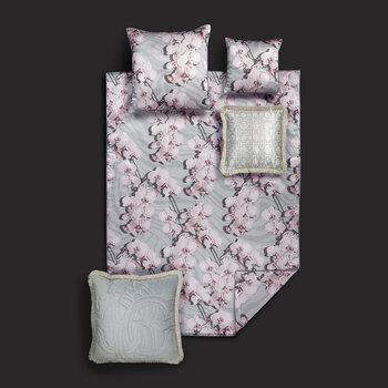 Divine Orchid Bedspread - Gray - 270x260cm