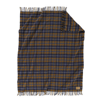 Carry Along Motor Blanket - Douglas Tartan