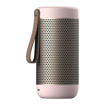 aCoustic Bluetooth Speaker - Dusty Pink