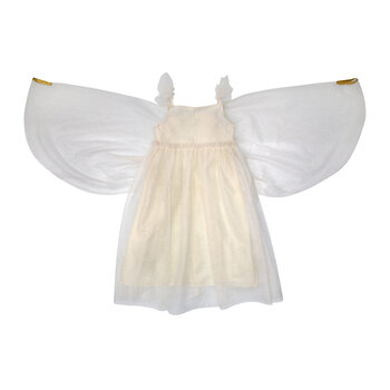 White Tulle Fairy Children's Dress Up