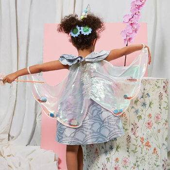 Children's Dress Up - Sequin Butterfly Wings