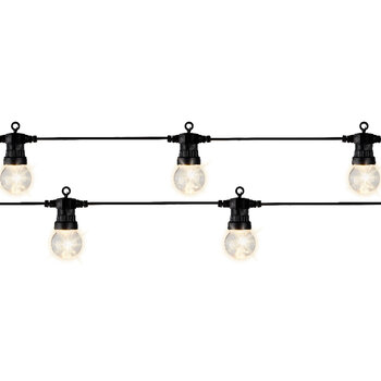 Outdoor LED Hanging Lights - Clear