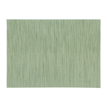 Bamboo Rectangle Placemat - Spring Green