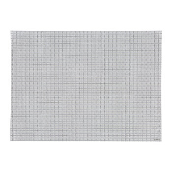 Thistle Rectangle Placemat - Dove