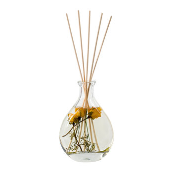 Nature's Gift Reed Diffuser - 200ml - Yellow Tea Rose